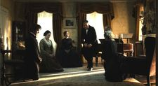 The Dickinson family in A Quiet Passion