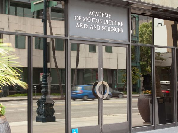 The Academy's headquarters in Beverly Hills