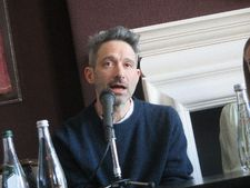 "Adam Horovitz as Fletcher to Josh: ""You're an old man, with a hat."""