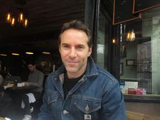 "Alessandro Nivola on Disobedience: ""Religion isn't portrayed in a one-sided way. It's about three people in an impossible situation that is tearing all their three lives apart."""