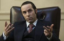 Alessandro Nivola as Anthony Amado in David O Russell's American Hustle