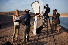 Alexandra Cousteau - Expedition Blue Planet on the Colorado River Delta