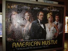 A rainy night for an American Hustle