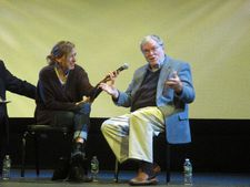 "Amy Berg with D.A. Pennebaker: ""Janis, she was born knowing something that most people will never know."""