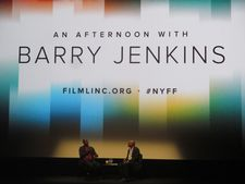 An Afternoon with Barry Jenkins discussion led by Darryl Pinckney at Alice Tully Hall