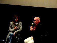 Anne-Katrin Titze in conversation with Gianfranco Rosi on Boatman at BAMcinématek: