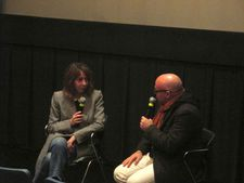 Fire At Sea (Fuocoammare) director Gianfranco Rosi in conversation with Anne-Katrin Titze on Boatman at BAMcinématek