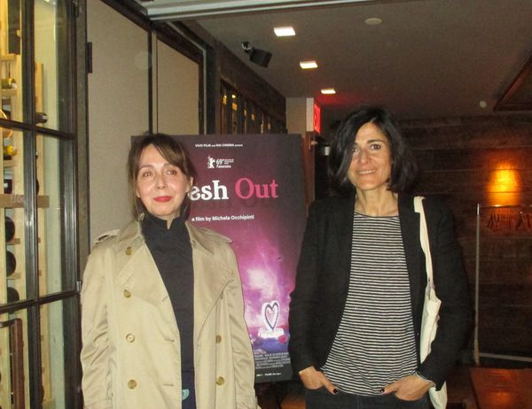 "Flesh Out (Il Corpo Della Sposa) director Michela Occhipinti with Anne-Katrin Titze on being a Tribeca Film Festival Highlight at Eye For Film: ""First I saw the photo of Naomi Watts, and then the mentioning of Daniel Day-Lewis and then - my name! Then I thought something is going terribly but fantastically wrong here."""