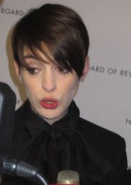 NBR Awards gala 2013 - Anne Hathaway - photo by Anne-Katrin Titze