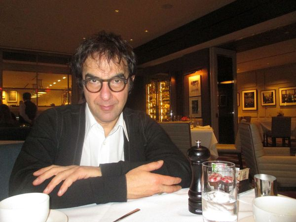 "Remember director Atom Egoyan: ""Wagner is sort of embedded into the actual score at one point."""