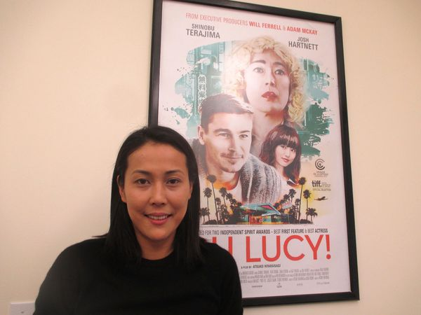 "Atsuko Hirayanagi on Oh Lucy! executive producers Will Ferrell and Adam McKay: ""I started warning people. Because I don't want them to feel betrayed."""