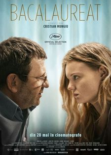 Bacalaureat Cannes Film Festival poster