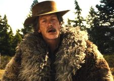 "Ben Mendelsohn as Payne: ""I would like to see Lee Marvin in that coat."""