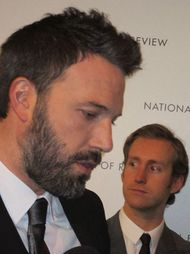 NBR Awards gala 2013 - Ben Affleck and Adam Schulman - photo by Anne-Katrin Titze