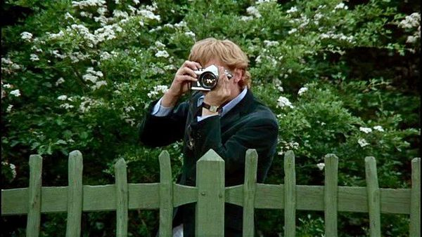 In focus: David Hemmings in Antonioni's trip around swinging London, part of Cannes Classics