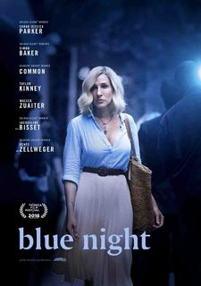 Sarah Jessica Parker's brave performance in Fabien Constant's Blue Night is an essay on mortality
