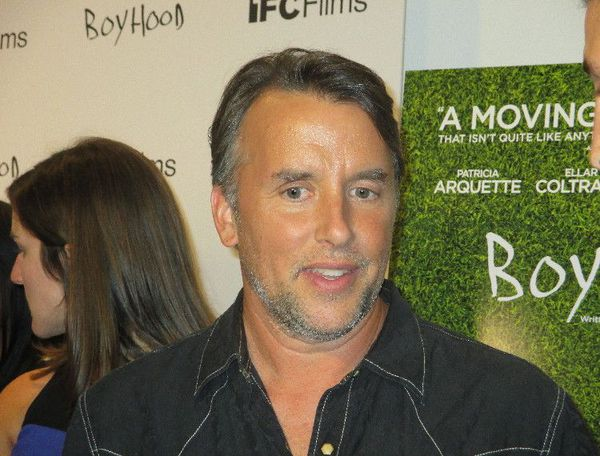 Oscar nominated Best Picture director Richard Linklater for Boyhood