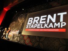 Photographer and conservationist Brent Stapelkamp