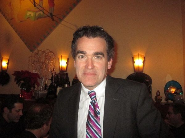 Something Rotten! and Spotlight star Brian d'Arcy James