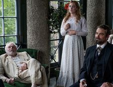 Brian Dennehy, Saoirse Ronan and Jon Tenney in Michael Mayer's The Seagull, costumes by Ann Roth