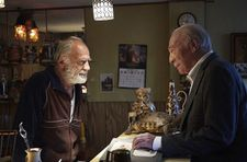 Rudy Kurlander #1 (Bruno Ganz) with Zev