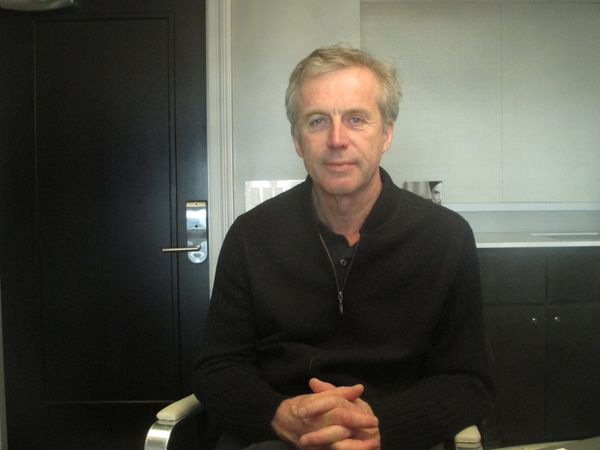 "Bruno Dumont on working with the writings of Charles Péguy: ""Poetry and literary expression can be a very difficult tricky thing."""