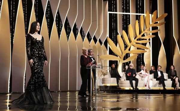 Closing prize ceremony from 2019 Cannes Film Festival