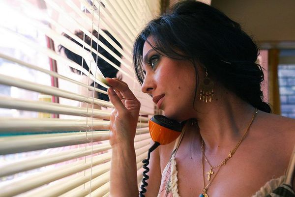 Cannes Un Certain Regard jury president Nadine Labaki as she appeared in her film Caramel