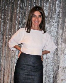Carine Roitfeld: 'Fashion is changing into who you want to be'