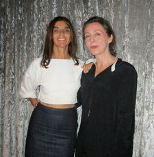 "Carine Roitfeld:  ""It's with my stories I'm telling other stories"", with Anne-Katrin Titze"