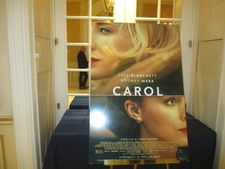Carol US poster at Essex House