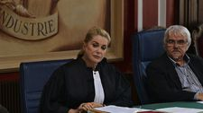 "Catherine Deneuve on Judge Blaque: ""When she read it, she liked it right away with no reservations."""