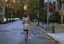 "Whit Stillman on Alice's ""walk of shame when she's coming out of Tom's apartment."": ""We couldn't really close off 5th Avenue."""