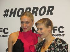 Chloë Sevigny at the MoMA premiere of #Horror, directed by Tara Subkoff, who plays Holly in The Last Days Of Disco