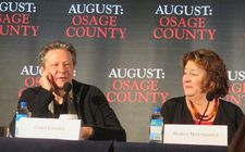 Chris Cooper and Margo Martindale - the Aikens: