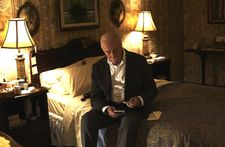 "Christopher Plummer as Zev Gutman: ""I've worked with Chris on Ararat"""