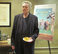 "Christopher Walken loves a good shrimp burrito: ""I read about the movies in the old days …"""
