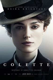 Colette UK poster - London Film Festival première on October 11