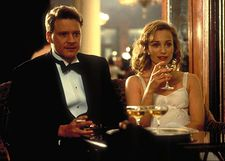 The Cliftons - Geoffrey (Colin Firth) and Katharine (Kristin Scott Thomas)