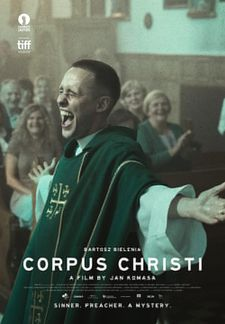 Corpus Christi poster - Poland's Oscar submission for the 92nd Academy Awards