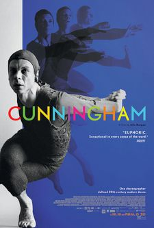 Cunningham opens in the UK on March 13