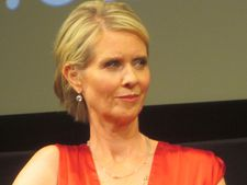 Cynthia Nixon plays the scenes of the attacks beautifully.