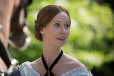 Cynthia Nixon as Emily Dickinson: