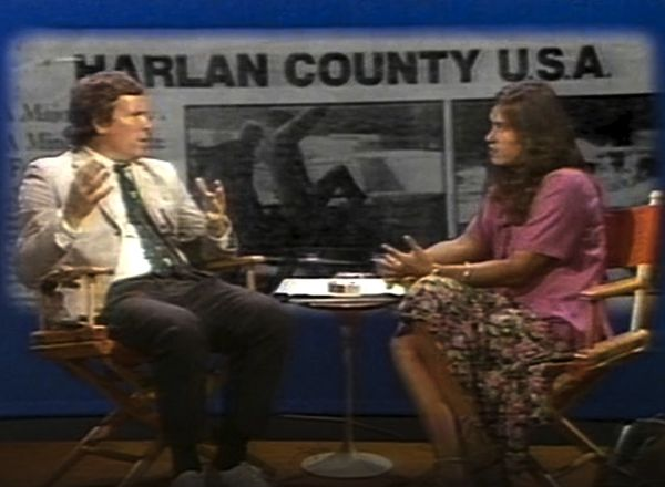 "Barbara Kopple on DA Pennebaker: ""I remember being a very young first-time director coming to his office for a screening of Harlan County USA."""