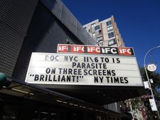 DOC NYC at the IFC Center