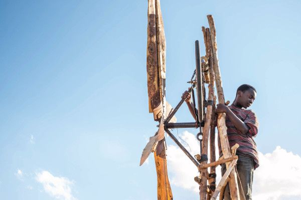 The Boy Who Harnessed The Wind has won the Alfred P Sloan prize