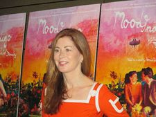 Dana Delany on the Mood Indigo red carpet at the Tribeca Grand Hotel
