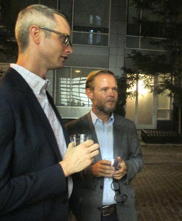 Eye For Film: Daniel Bowles and Christian Kracht