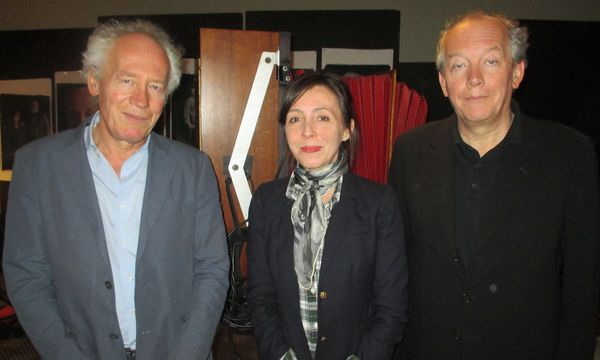 "Jean-Pierre Dardenne and Luc Dardenne directors of Two Days, One Night with Anne-Katrin Titze: ""We spent a long time with the costumes."""