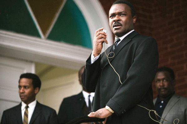 David Oyelowo as Dr. Martin Luther King Jr. in Ava DuVernay's impassioned Selma